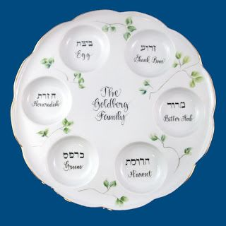 Passover Seder Plate Meaning | what does passover mean to me it means family traditions matzah four ...