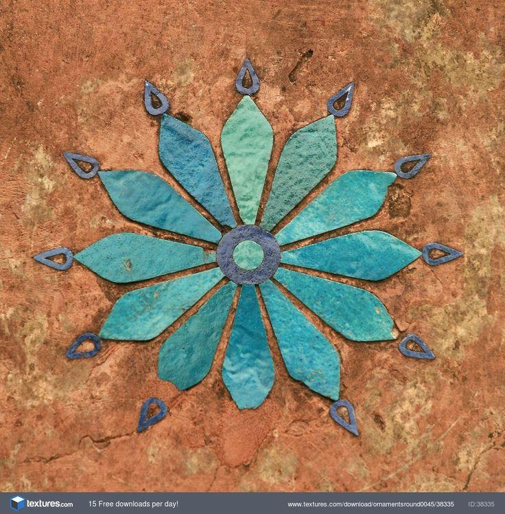 Textures.com - OrnamentsRound0045