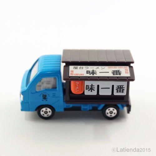 #TAKARATOMY #Tomica #35 Subaru Samber Noodle Truck #Toys