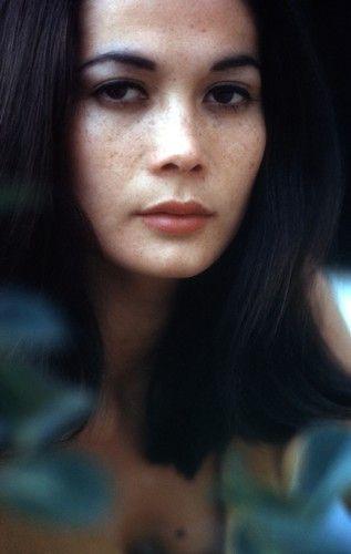 Nancy Kwan, the original eurasian actress