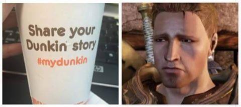 Dragon Age: Origin jokes