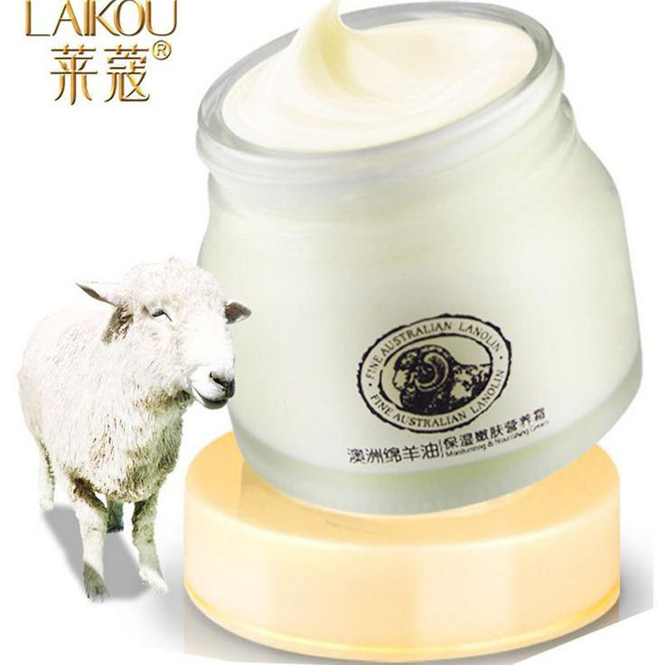 Australia Sheep Oil Lanolin Cream Whitening Anti-Aging Anti Wrinkle Moisturizing Nourish Laikou Creams Beauty Face Skin Care #Affiliate