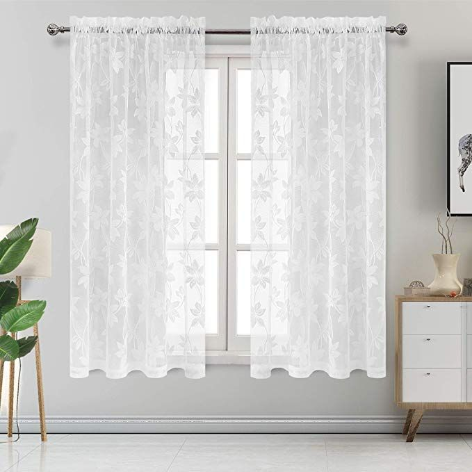 Pin By Hannah Riedel On Brent House Ideas In 2020 Sheer Curtains Curtains White Curtains