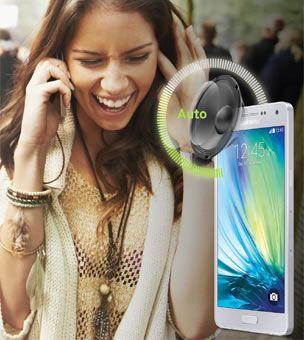 Samsung A500F Galaxy A5 Siyah ( İthalatçı Firma Garantilidir ) :: Gönder Gelsin