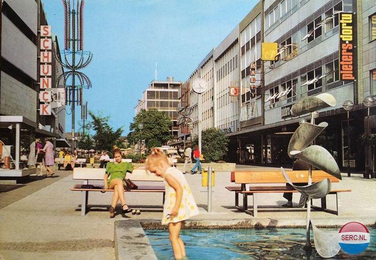 Promenade Heerlen (jaartal: 1970 tot 1980) - Foto's SERC