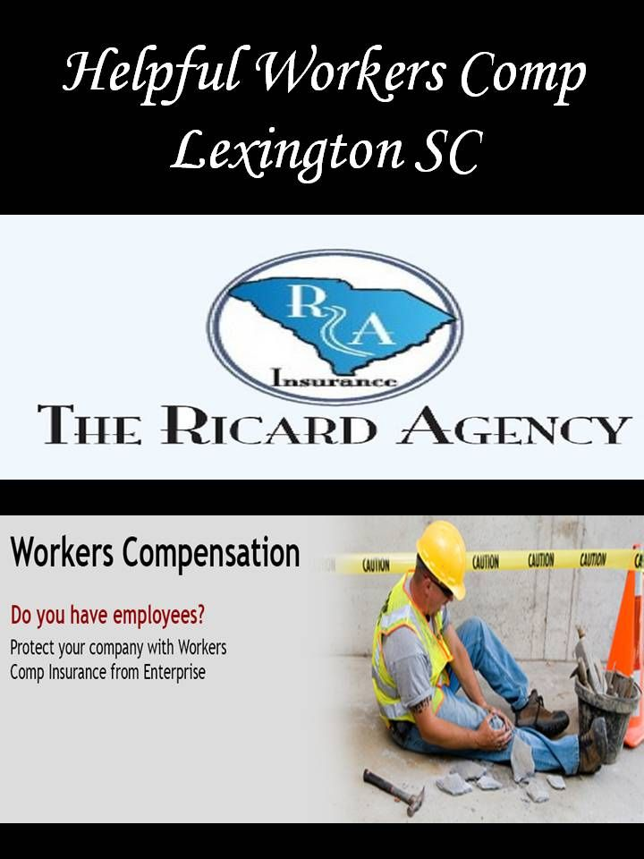 Visit Ricard insurance for Helpful Workers Comp Lexington SC. Workers Comp is a safety policy for workers that have been disabled and unable to work either temporarily or permanently. Know about Workers Comp Lexington SC, visit our website: http://ricardinsurance.com/