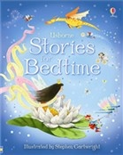 This is the first Usborne book I ever bought for my wee one.  He still loves the stories in it.  From http://www.usborneonline.ca/teenyweenybooks