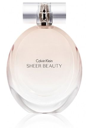 Sheer Beauty Calvin Klein perfume - fragrance for women 2012