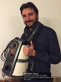 Delphin France : Système de nettoyage, aspirateur sans sac silencieux purificateur d'air. VDI