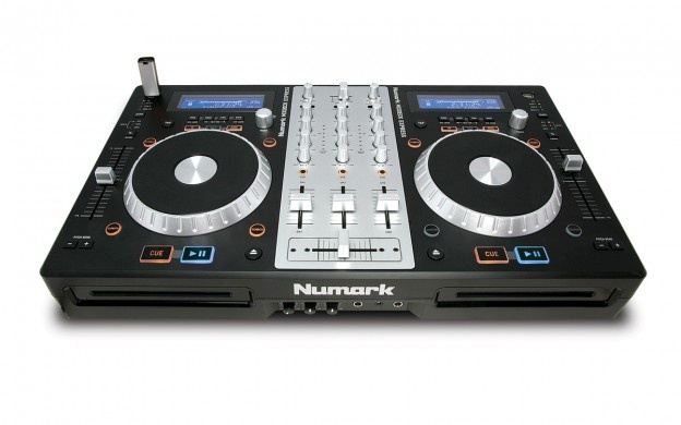 Numark Mixdeck Express DJ Media Player and Controller - DJ Mix Club