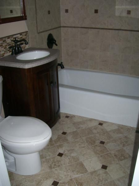 Mobile Home Bathroom Remodel Enchanting Decorating Design