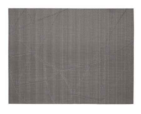 Brikke Sølv 40x30 cm