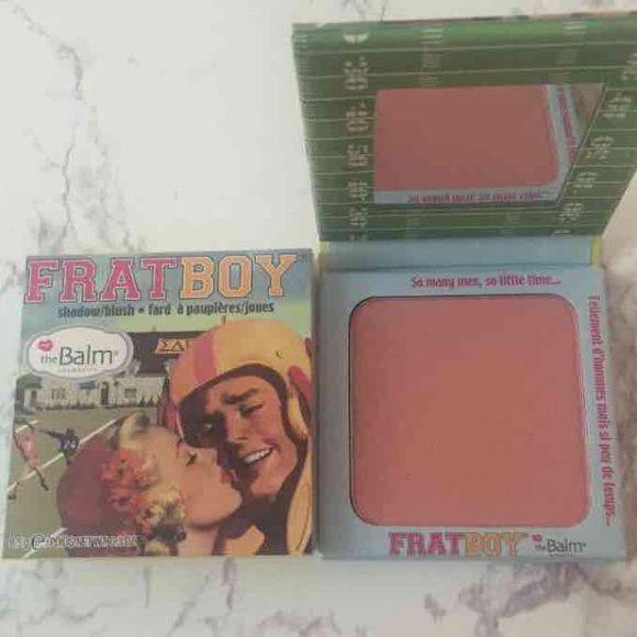 The Balm Frat Boy The Balm Frat Boy Shadow/Blush Never Used The Balm Makeup Blush