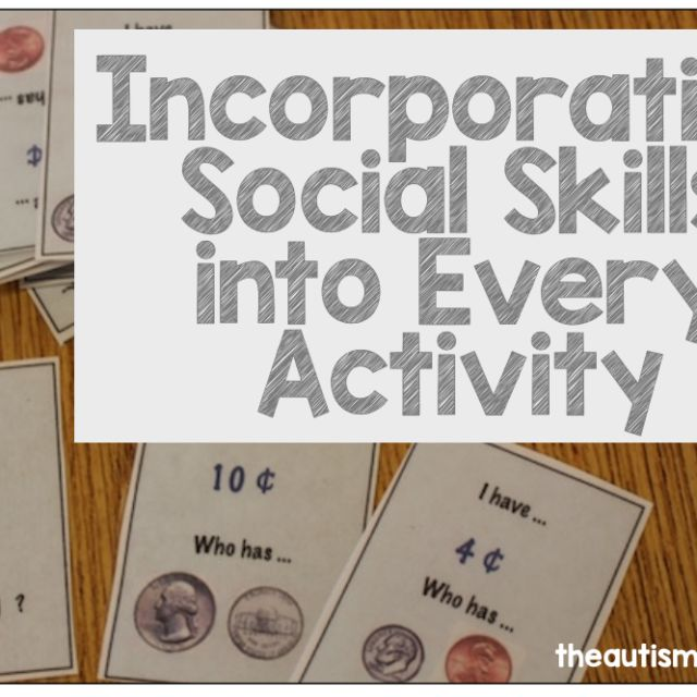 My 5 Favorite Games for Working on Social Skills - The Autism Helper