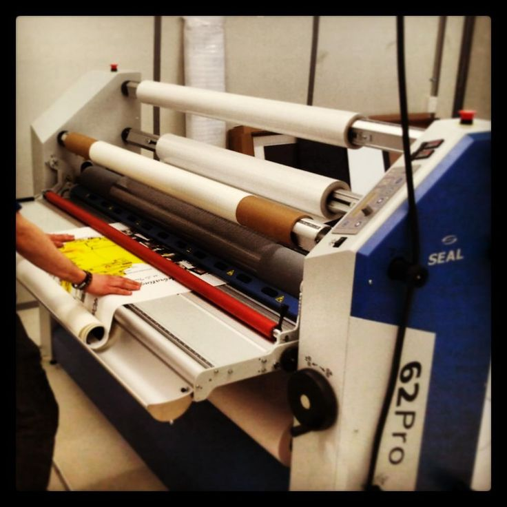 This little beauty (aka our laminator), is an essential part in the Canvas Printing process, ensuring your Canvas Prints will last up to 204 years. YES! 204 YEARS!