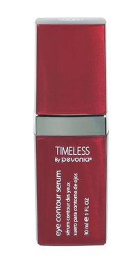 Timeless by pevonia s eye contour serum helps soften fine lines and