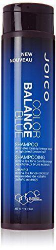 Joico Color Balance Shampoo, Blue, 10.1 Ounce