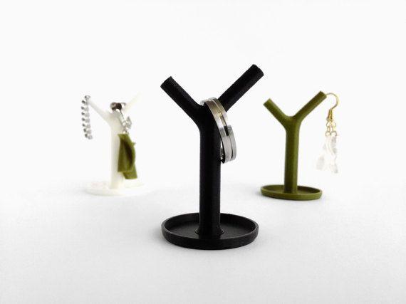 Mini tree jewelry fashion accessory unique stand same by FodCraft