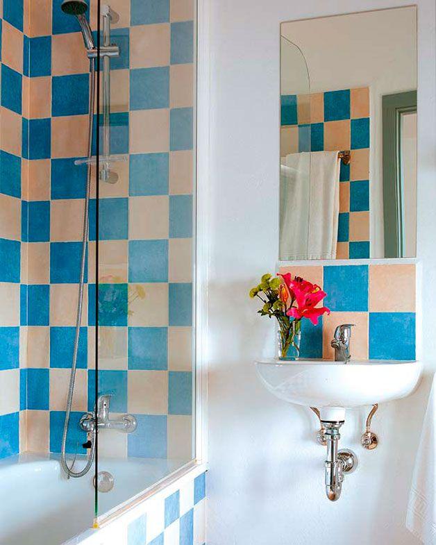 17 mejores ideas sobre decoracion de ba os sencillos en - Ideas para cuartos de bano ...