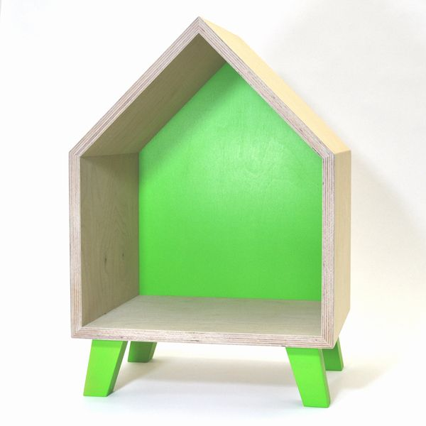 TALO - Bücherregal - Nachttisch - Raumteiler von Sven Stornebel auf DaWanda.com