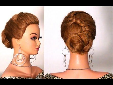 unique hair styles best 1000 cabelos images on braid styles 1764 | fa6417bbd667a13a1764bb791e3d9c0c simple hairstyles bun hairstyles