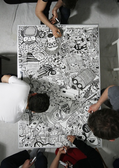Young Creative Chevrolet Art Contest 2012 by Adronauts , via Behance