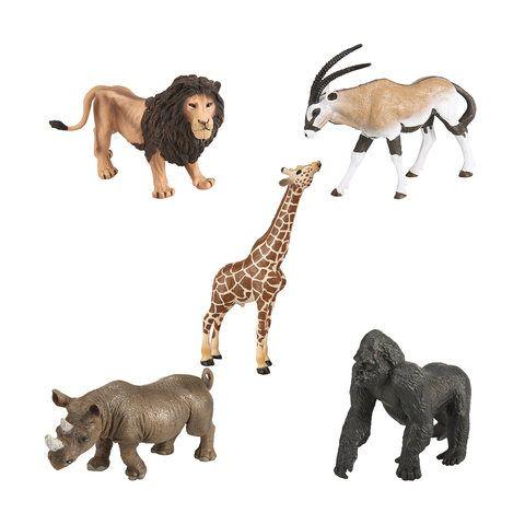 wild Animals Assorted animals Yf150618-3