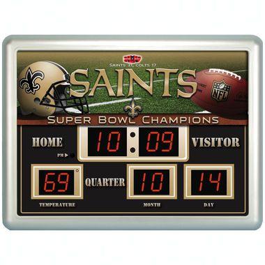 NFL Scoreboard Wall Clock..Oakland Raiders..Please! !!
