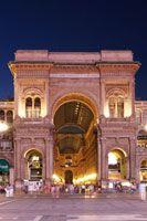 Galleria Vittorio Emanuele II....shopping