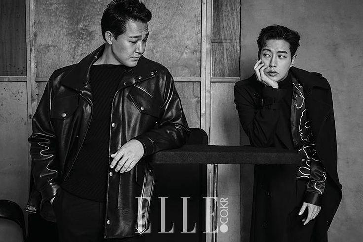 Park Hae Jin | 박해진 | D.O.B 1/5/1983 (Taurus) x Park Sung Woong | Park Seong Woong | 박성웅 | D.O.B 9/1/1973 (Capricorn)