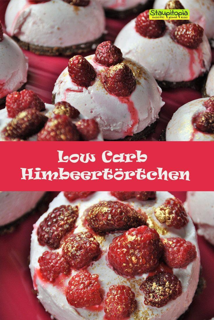 Ich verrate euch, wie ihr diese kleinen, leckeren Low Carb Törtchen ohne backen, ohne Zucker und ohne Mehl nachmachen könnt. Genau die richtigen Low Carb Kuchen also für alle, die sich mal etwas gönnen wollen.