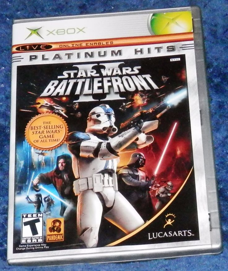 Battlefront xbox 360 game