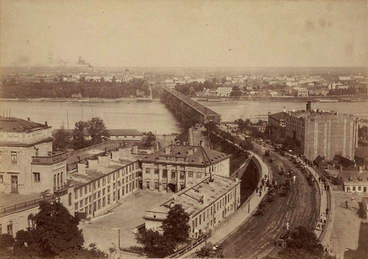 Mamy dla Was prawdziwą perełkę. Nieznane zdjęcia Warszawy z lat 1870-tych! Cudo!   Warszawa W Pigułce