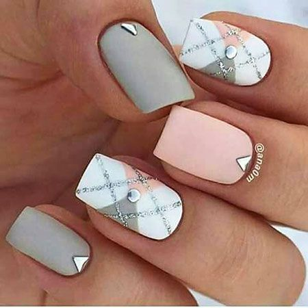 24 Latest Spring Nail Art For Beginners Nails C