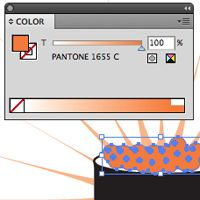 How to convert a CMYK color to a Pantone color (tutorial from vector tuts+)