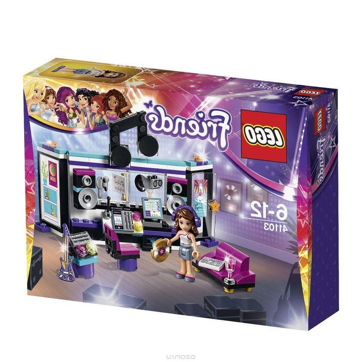 Lego Friends Конструктор Поп звезда Студия звукозаписи 41103