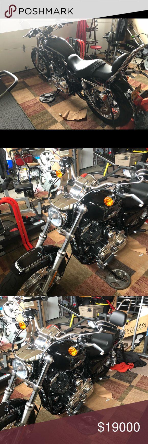 Best 25 1200 custom ideas on pinterest harley davidson harley davidson 1200 sport motorcycle 2017 fandeluxe Images