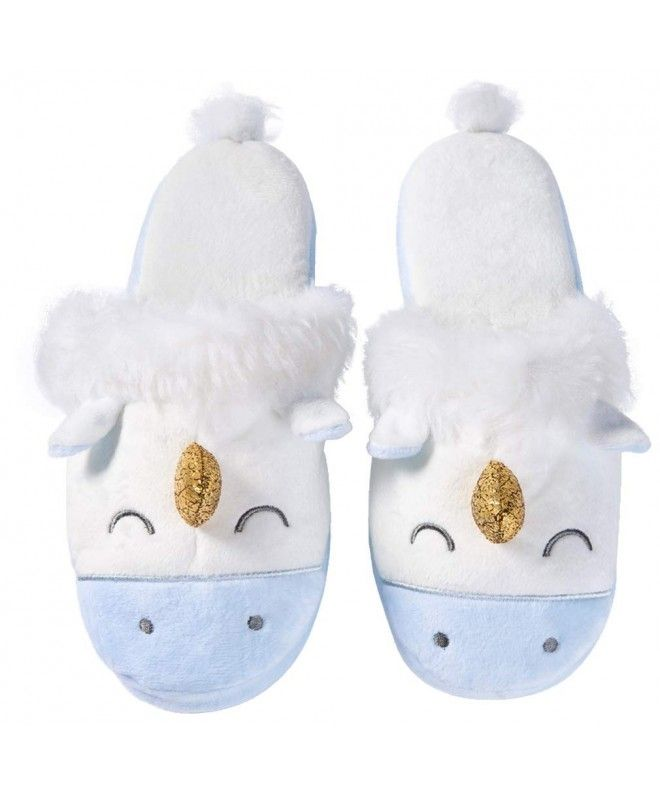 Women Slippers Unicorn Cute House Slippers Ladies Pink Winter Girls Slippers Blue Cc18ilgt90h In 2020 Slippers For Girls Cheap Boys Shoes Womens Slippers