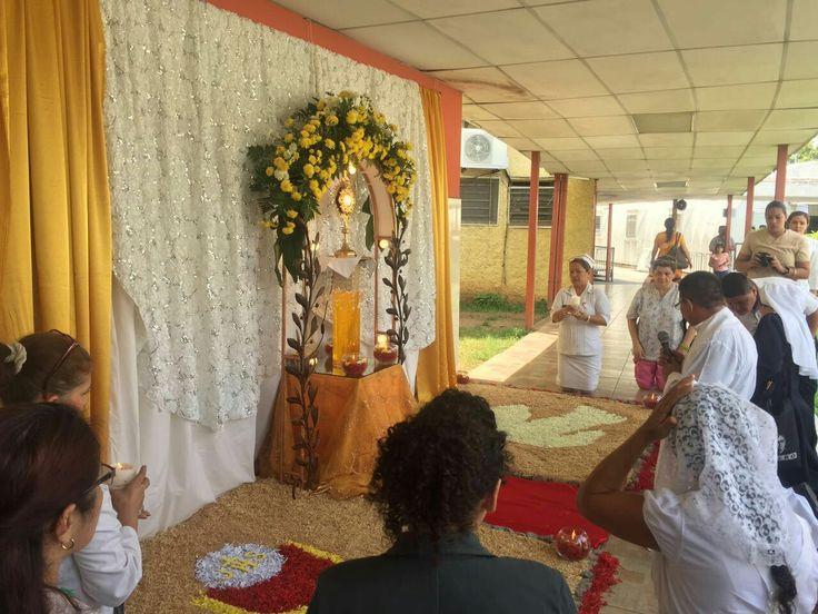 Altar Santísimo