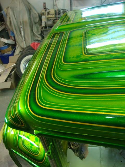 Candy Paint Cars Ghost