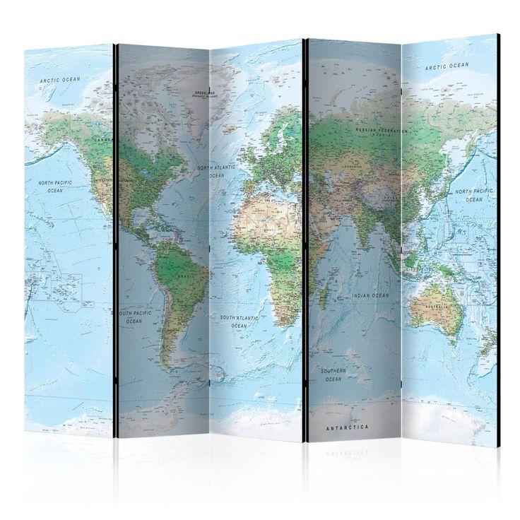 25 einzigartige die kontinente ideen auf pinterest - Trennwand englisch ...
