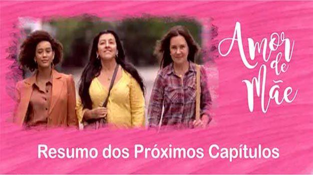 Resumo Capitulos Amor De Mae Amor De Mae Novelas Resumo De Novela