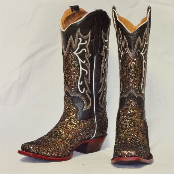Glitter Cowgirl Boots for Women | unique is a must have for all