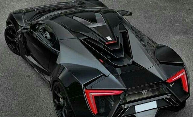 Lykan Hypersport Top View >> W Motors Lykan Hypersport Car Top Gear Luxury Cars Pinterest