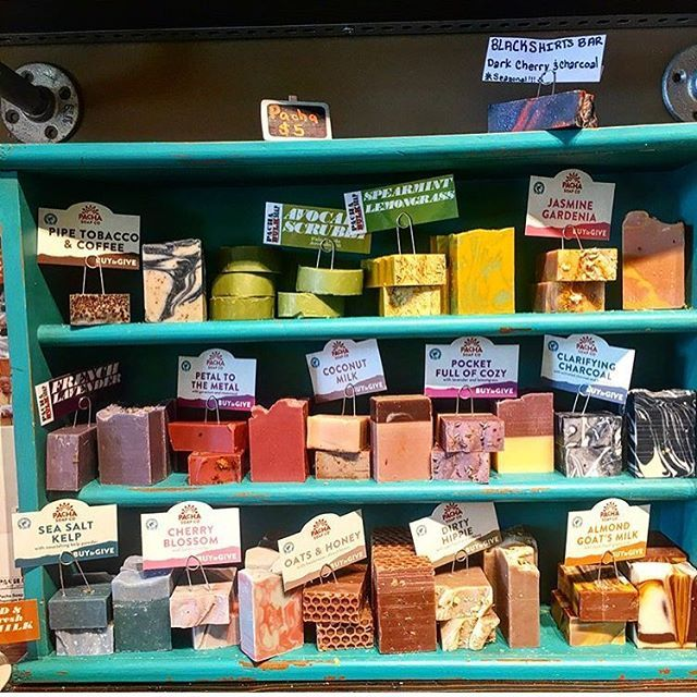 Dirty Hippie Soap Whole Foods