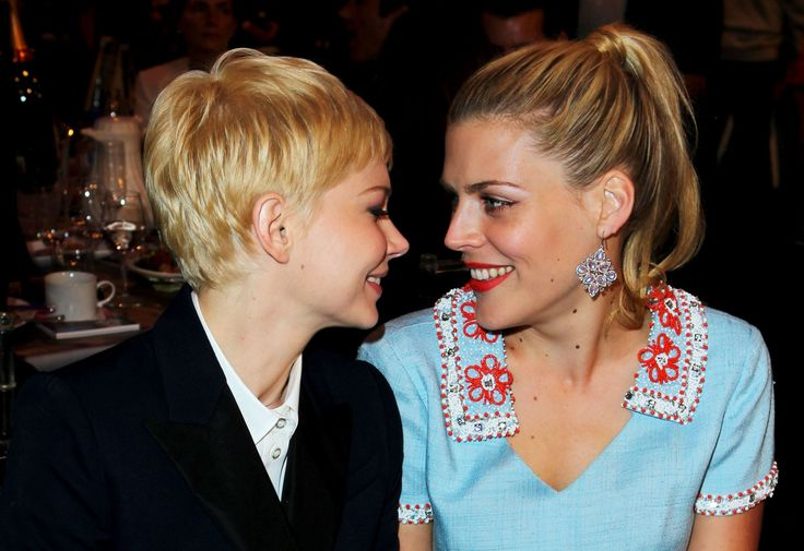 Michelle Williams Says Busy Philipps Is the Love of Her Life