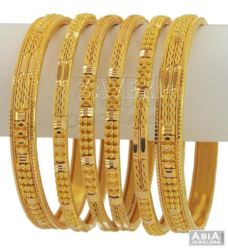 22ct Indian Gold Pendant Set 993 99: Best 25+ Indian Gold Bangles Ideas On Pinterest