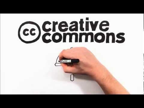 Understanding Creative Commons video.     Ever wished it was easier to understand Creative Common's open licenses?