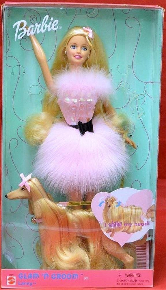 1990s Glam And Groom Alte Barbiepuppen Barbies Puppen Vintage
