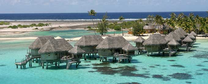 Tikehau Pearl Beach Resort - South Pacific - Overwater Bungalows